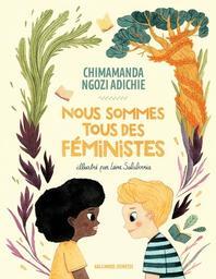 Nous sommes tous des féministes | Adichie, Chimamanda Ngozi (1977-....). Auteur